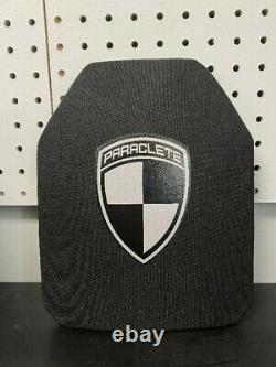 10048 Hard Armor Plate Level III / IV Paraclete