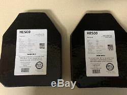2 Hesco Armor Plates
