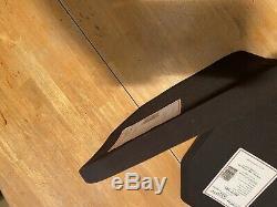 (2) Tactical Scorpion Body Armor Plates Level III+ PE Polyethylene 10x12 Curve