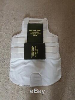 AK47 7.62mm MSC Protection, NATO NIJ Level III Armoured Vest