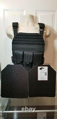 AR500 Plates Rigged Compact Tactical Carrier