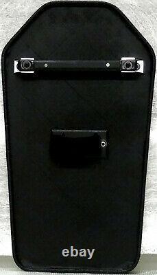 Active Shooter Ballistic Shield NIJ III 16x28 15 lbs