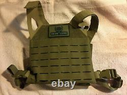 Ar500 Armor Freeman Plate Carrier Plus Leveliii Plates 9x9