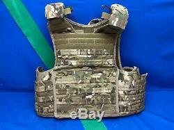 Ar500 Armor Level III+ (High Velocity Rifle) Body Armor