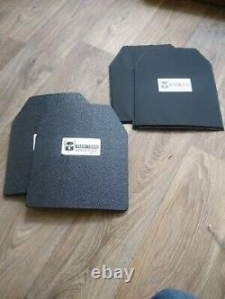 Ar500 body Steel Plates (Level III, multi Curve, ASC, Anti Spall)