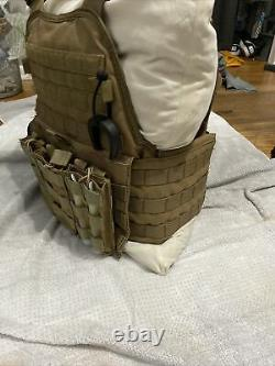 Ar500 body armor level 3
