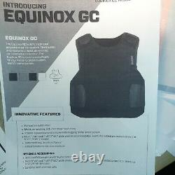 Armor Expr3ss Bullet Proof Vest Carrier system only equinox GC NEW