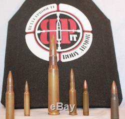 Armor Piercing Protection-Active Shooter Response Kit (ASR) Stops 30-06 AP