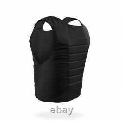 Bullet Proof Vest With Front and Back Ceramic Plates Against Rifles III+