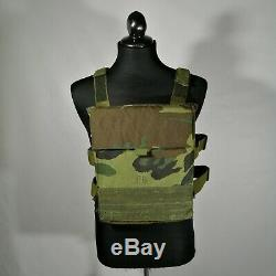 Bulletproof Armor Kev lar Plates III Mile Dragic Anti Trauma layer plate carier