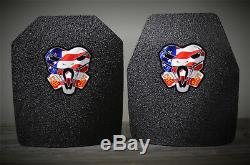 CATI AR500 BODY ARMOR CQB Plates Active Shooters Combo MULTICURVE ONLY at CATI