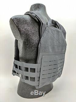 CATI PHALANX Level III+ / AR500 Body Armor Ventilated Cummerbund Kit NEW Offer