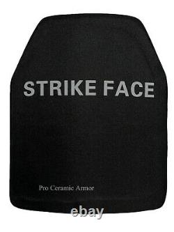 Ceramic Body Armor Plate Stand alone Level III++ Plus Light Weight