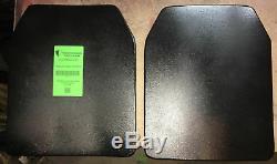 Condor USMC Dark Brown & 10x12 AR500 Steel Plates & Side Plates! New Color