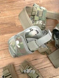 Crye SPC Airlite Plate Carrier Qore Ice Plate Level 3+ AR500 Costa Ludus Lk JPC