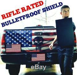 Cushard Armor brand Ballistic Shield NIJ III++ 12x20