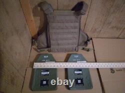 Eagle scalable plate carrier with plates x-small