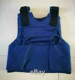 Hagor Bulletproof Bullet Proof Vest High Level Of Protection III-A Medium