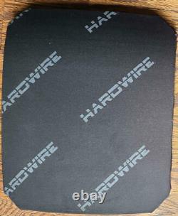 Hardwire 10x12 Level III Multicurve rectangle plate 2.3lb Hesco Tencate RMA LBT