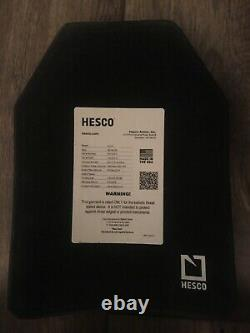 Hesco U210 Armor Plate Med Single Plate Special Threat Multi Curve Stand Alone