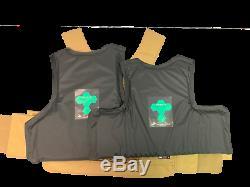 Hexar Flexible Rifle Armor System ICW level 3 CIRAS BALCS Panel Sets Size Med