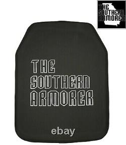 Level III Body Armor Plate, The Southern Armorer, Ballistic Plate, Level 3