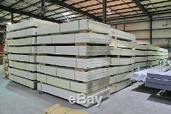 Lot of 5 Ballistic UL Level 3 and NIJ Level III-A Hard Panel 12x12 (USA made)