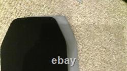 Multi Curve Body Armor Ceramic Silicon Carbide Craig CIB18 swimmer cut