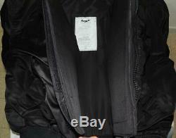 NEW Israeli Personal Body Armor III-A(3A) Bulletproof Flight Jacket in Black