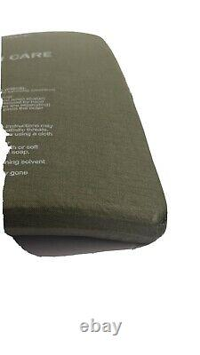NEW X-Large 11 x 14 curved ESAPI body armor LEVEL III+ plates OD GREEN