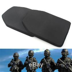 NIJ III /IV Ceramic Face Ballistic Bullet Proof For Bulletrpoof Vest Plate
