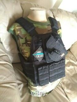 New Level IV Bullet Proof Vest Body Armor Tact Out