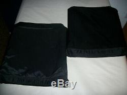 Pair Hard Plates Level III for Bullet Proof Vests NATO Style (NOS)