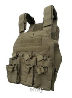 Plate Carrier and Level 3 Body Armor SALE