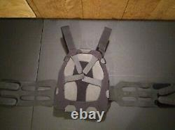 Plate carrier and plates S&S precision Hunger Games Mockingjay prop prototype