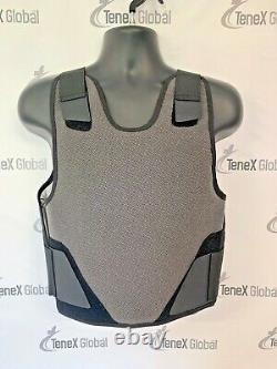 Protective Products Med-Large-XL Level 3 Stab Proof Body Armor Tactical Vest F-9