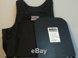 SHTF Armor 3xl / 4xl Big Man Body Armor Inserts & Plate Carrier Lev 3 not ar500