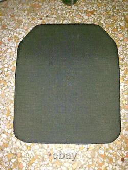 Sapi ballistic rifle plate body armor backpack armor 10x12 ceramic composite