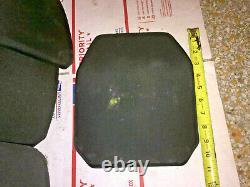 Sapi ballistic rifle plate body armor backpack armor composite 8x10