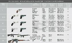 Sapi ballistic rifle plate body armor backpack armor composite 8x10 ^