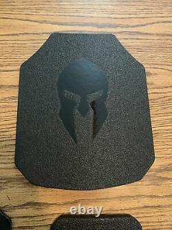 Spartan Armor Systems Achilles Plates & Carrier Package