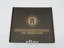Spartan Armor Systems- Body Armor