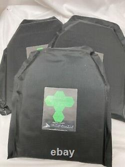 Stealth Armor Systems Hexar SA Flex Panel Plate Set Level 3+ M, L and XL