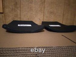 Strike face ballistic plates LTC swimmers cut 10x12 body armor (2 plates)