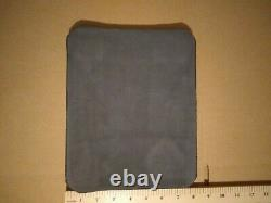 Strike face plate level 3 body armor kejo 8x10 ceramic