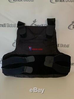Survival Armor Level 2 Body Armor Bullet Proof Vest B-3