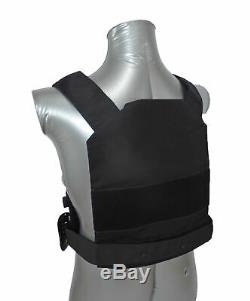 Tactical Scorpion Level III+ / AR500 Body Armor Bobcat 11x14 Concealed Vest