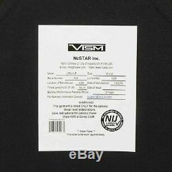 VISM PE NIJ Certified Shooters Cut 10X12 Leve lIII+ Hard Ballistic Plate