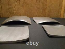 Velocity Systems Titanium ULV ballistic plates and carrier Large