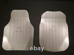 Velocity Systems Titanium ULV plates and carrier Medium